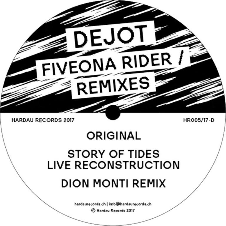 Dejot - Fiveona Rider(Fiveona Rider)
